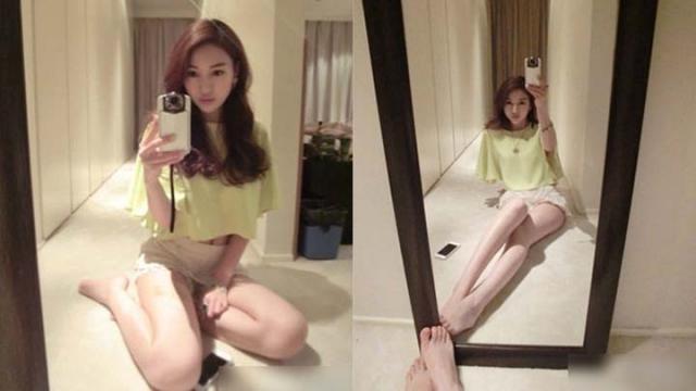 郭美美炫富真实照片图片